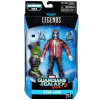 Marvel Legends Best of MCU: Guardians of the Galaxy Vol 2: Star-Lord - 6-Inch Act